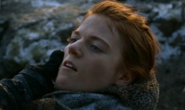Ygritte death