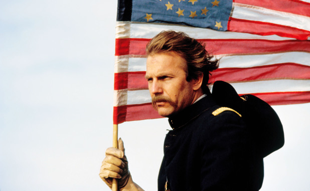a movie review of dances with wolves starring kevin costner A precious gem of hollywood, kevin costner has a cult following for his  the  movie was one of the very first one where costner starred as a lead actor  it  was 'dances with wolves' that gave costner his very first super hit.