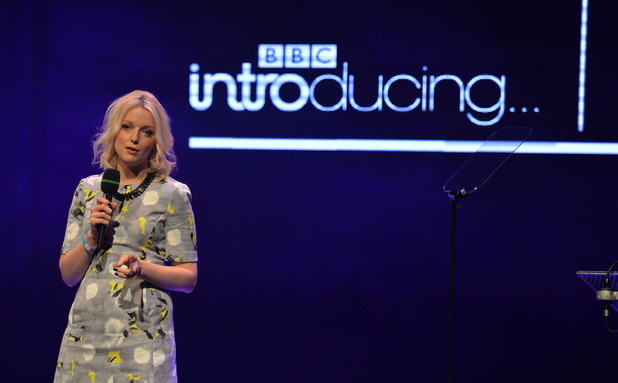 Lauren Laverne at the BBC Music press launch