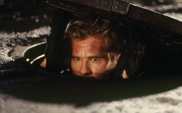 Val Kilmer in The Saint (1997)