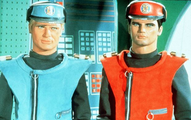 Captain Scarlet and the Mysterons episode one: The Mysterons