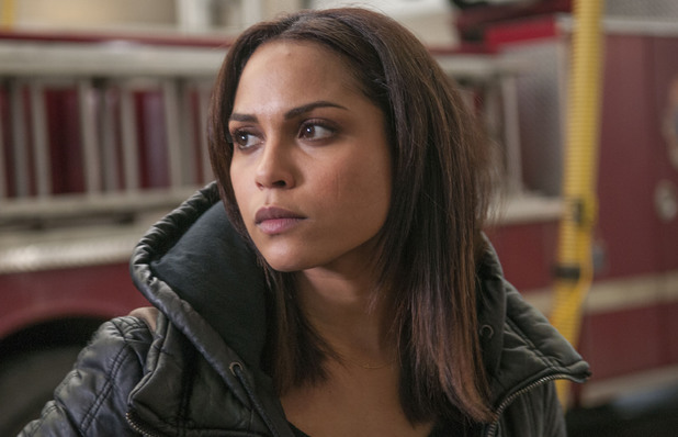 Monica Raymund as Gabriella Dawson in Chicago Fire