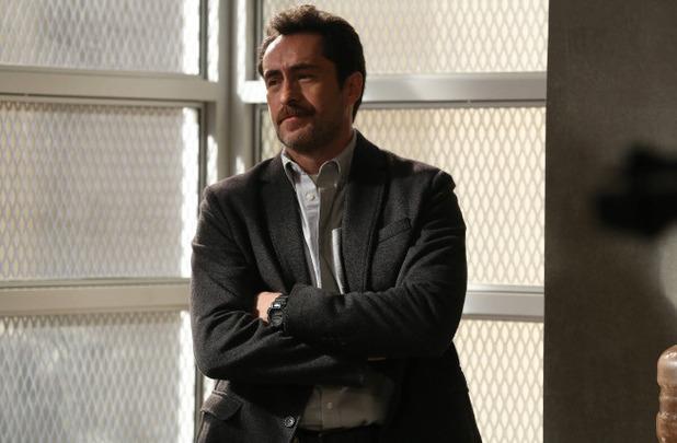 Demian Bechir as Marco Ruiz in The Bridge season two