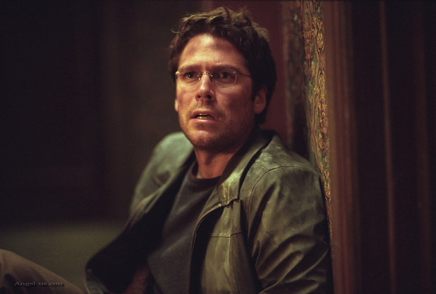 Alexis Denisof as Wesley in Angel
