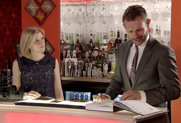 Leanne realises Nick is playing games
