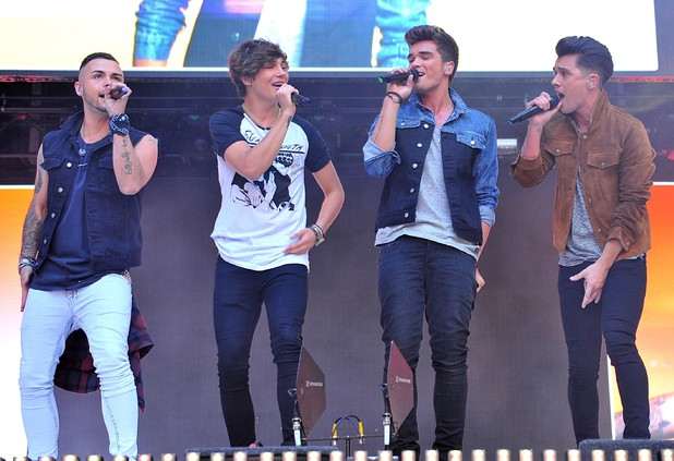Capital FM Summertime Ball 2014: Union J