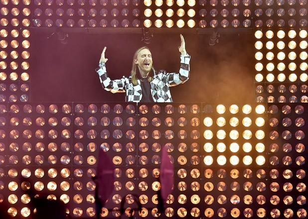 Capital FM Summertime Ball 2014: David Guetta