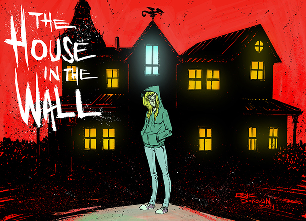 The House in the Wall