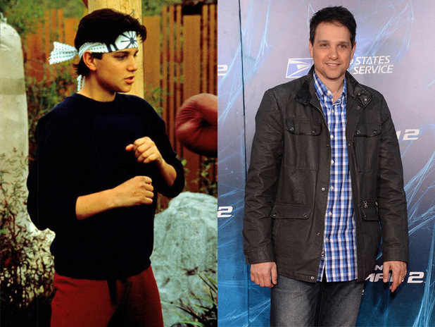 The cast of Karate Kid then and now: Ralph Macchio