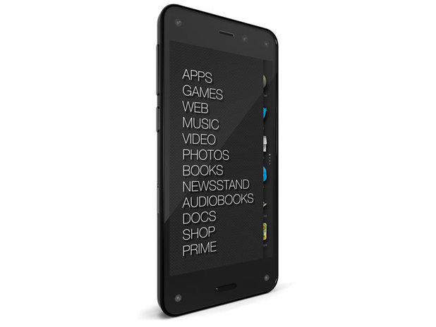 The Amazon Fire Phone