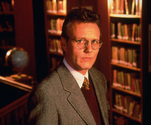 Anthony Stewart Head as Rupert Giles in Buffy