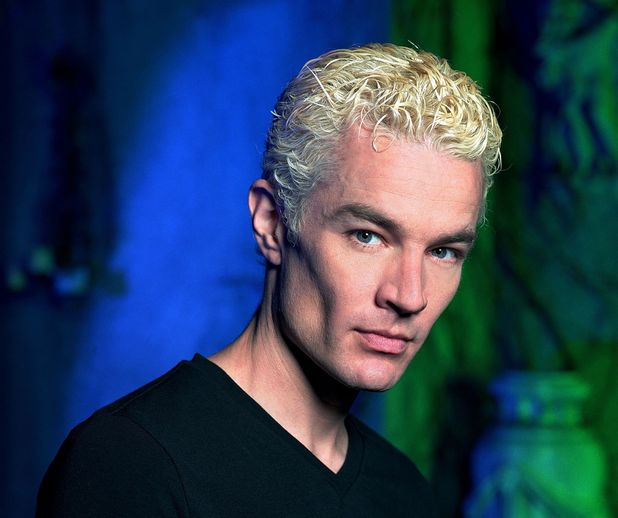 James Marsters as Spike in Buffy