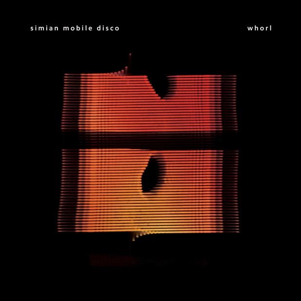 Simian Mobile Disco Whorl artwork