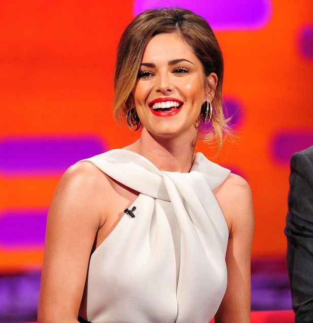 Cheryl Cole on The Graham Norton show
