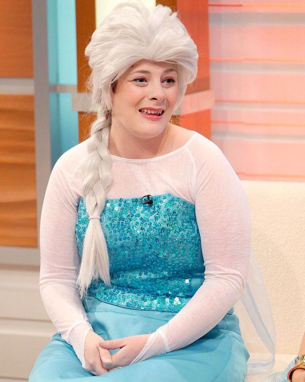 Frozen mega-fan Abi Burton on Good Morning Britain