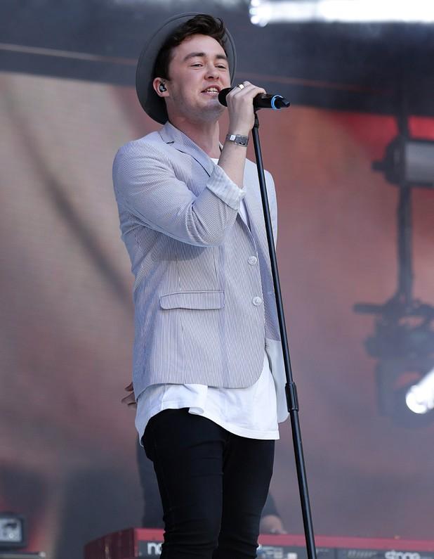 Capital FM Summertime Ball 2014: Jake Roche of Rixton
