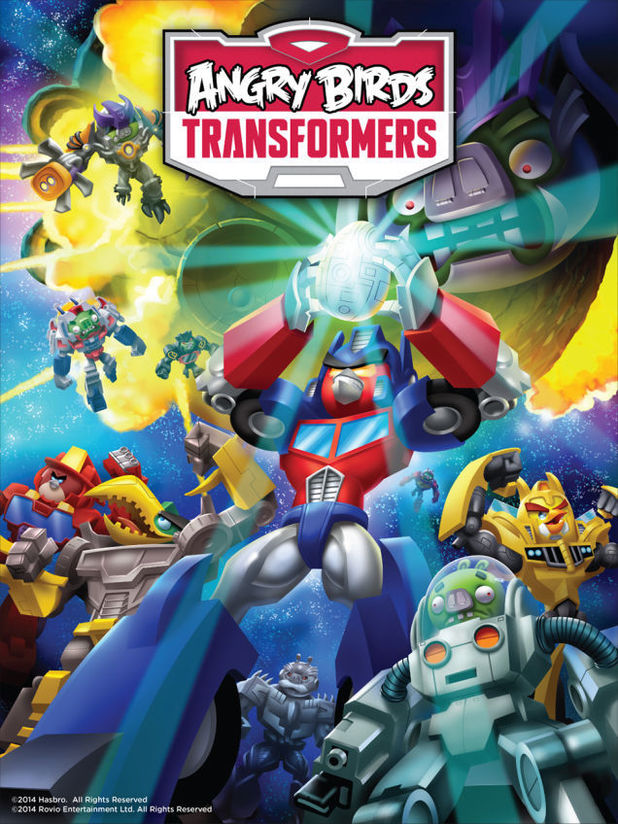 Angry Birds Transformers for iOS, Android