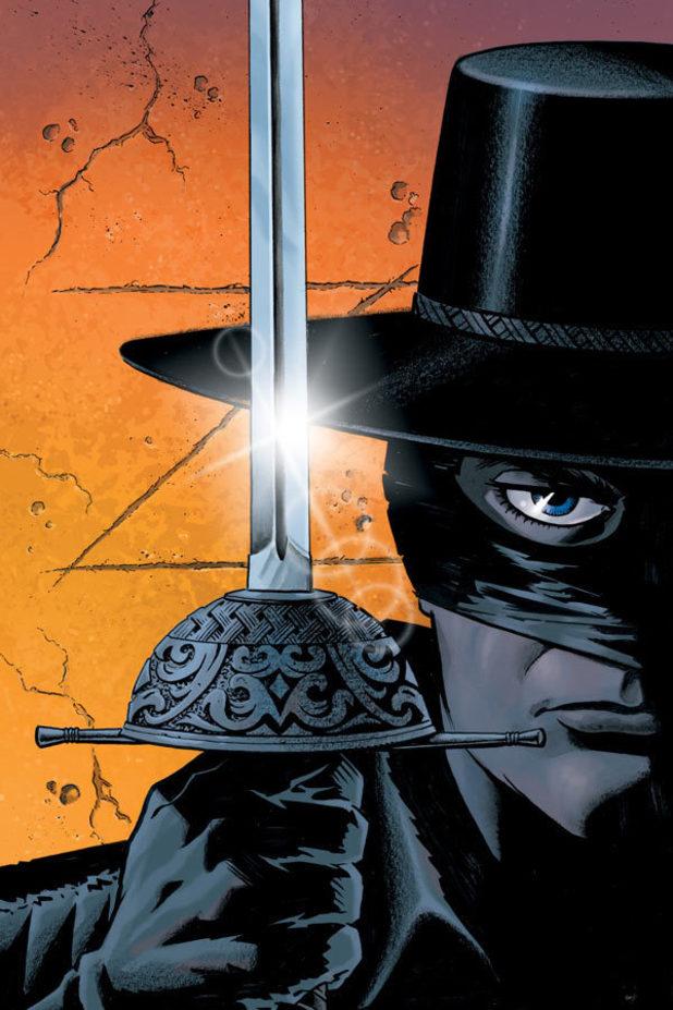Zorro comic