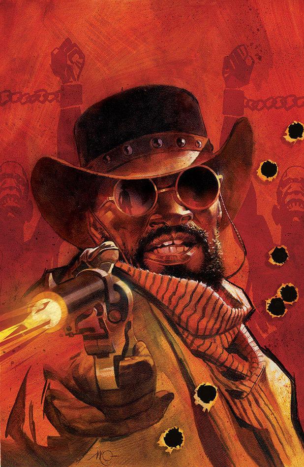 Django comic