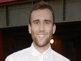 Matthew Lewis attends The Wizarding World of Harry Potter Diagon Alley Grand Opening at Universal Orlando