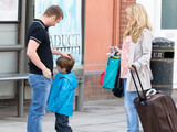 Maria returns to the street and tells Marcus he can continue seeing Liam.