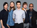 Maroon 5's album release party includes live performance and interview.