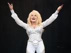 Stephen Fry defends Dolly Parton after Kay Burley claims that the singer mimed.