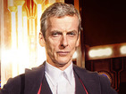 "Moffat describes Peter Capaldi's look as ""stark and skinny""."