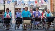Watch the opening scene from Mrs Brown's Boys D'Movie.