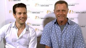 Creator Dick Wolf and stars Jon Seda and Jason Beghe talk to Digital Spy about 'Chicago Fire' spinoff 'Chicago P.D.'