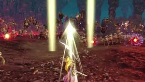 Hyrule Warriors Zelda character trailer