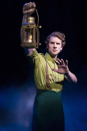 Jeremy Taylor as Fiyero in Wicked