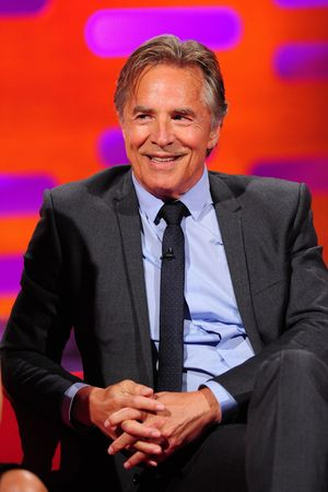 Don Johnson on The Graham Norton Show (TX June 19)