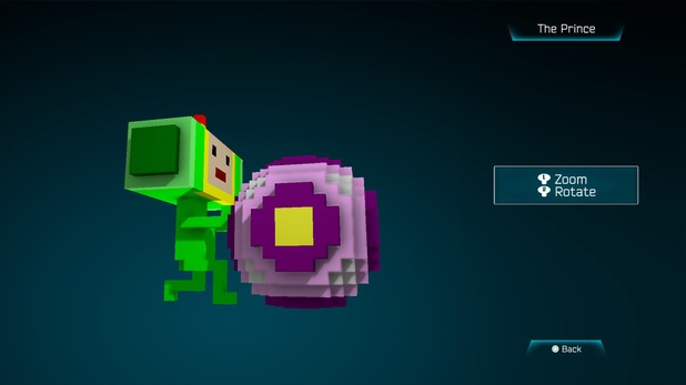 The Prince in Resogun
