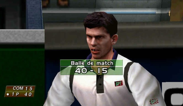 Virtua Tennis screenshot