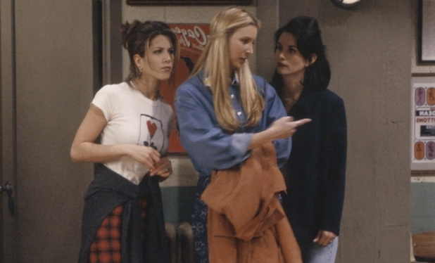 Friends - 'The One with the Fake Monica' Episode 21