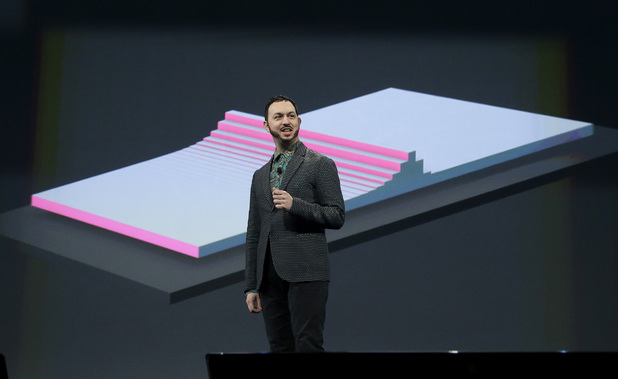 Matias Duarte, vice president Android Design, speaks about Material Design