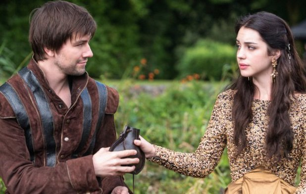 Torrance Coombs & Adelaide Kane in Reign (2013)