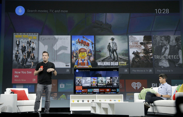 Android TV at Google I/O 2014