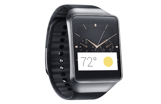 Android Wear: Gear Live Black