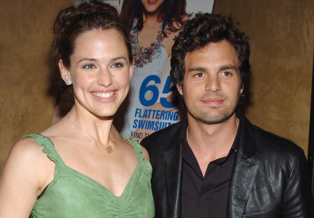 Jennifer Garner and Mark Ruffalo during InStyle Magazine Hosts Cocktail Reception and Screening of '13 Going On 30'