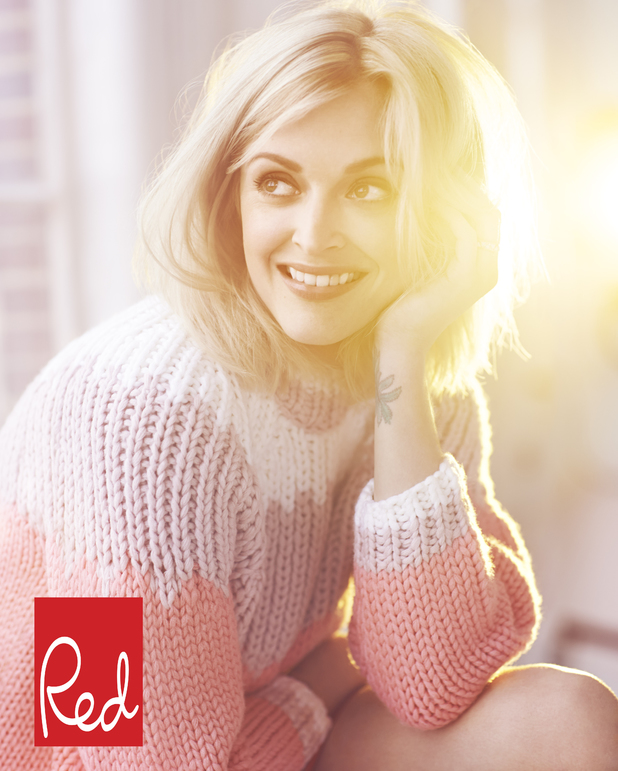 Fearne Cotton for Red magazine