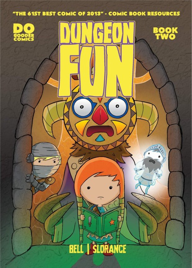 Dungeon Fun Book Two