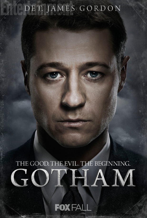 Ben McKenzie as Det James Gordon