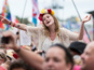 Glastonbury goers downloaded 2.49TB data