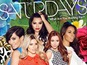 See The Saturdays' new single artwork