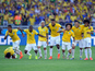 Brazil v Chile football peaks at 11.5m