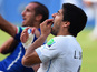 Suarez bites Chiellini: Internet reacts