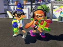 Splatoon is a Wii U exclusive shooter