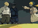 Valiant Hearts follows four people through the war that tore their lives apart.